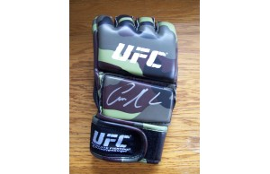Conor McGregor Notorious Signed Official UFC Fight Glove